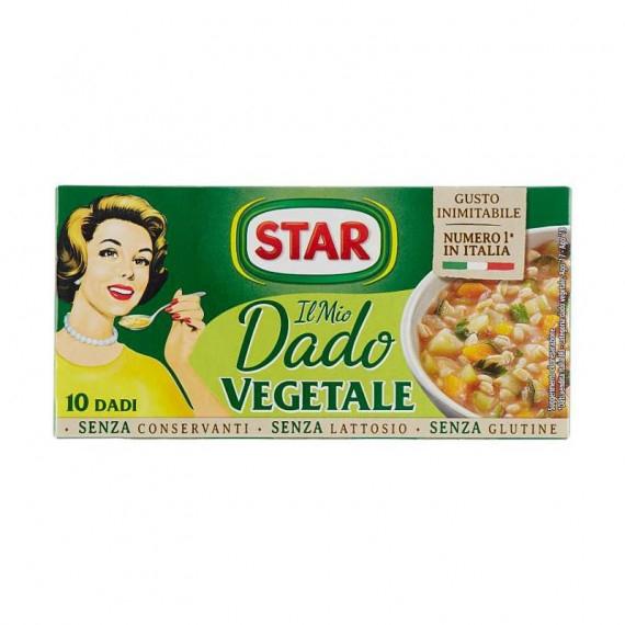 STAR IL MIO DADO VEGETALE 10 DADI GR.100