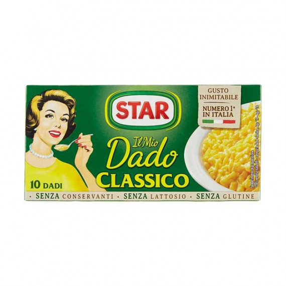 STAR IL MIO DADO CLASSICO 10 DADI GR.100