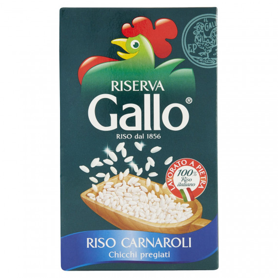 GALLO RISERVA RISO CARNAROLI KG.1