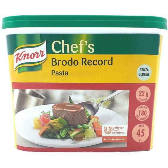 KNORR BRODO RECORD IN PASTA KG.1