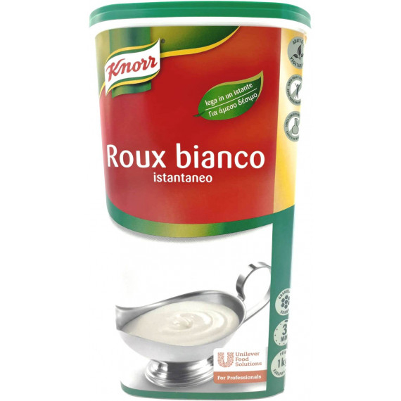 KNORR ROUX BIANCO GRANULARE KG.1