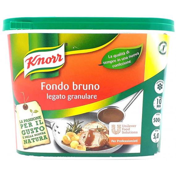KNORR FONDO BRUNO GRANULARE GR.500