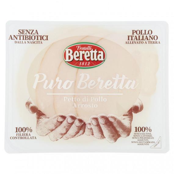 BERETTA PURO BERETTA PETTO DI POLLO ARROSTO GR.100