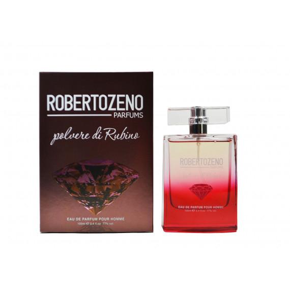 ROBERTO ZENO POLVERE DI RUBINO EAU DE PARFUM POUR HOMME CON VAPO ML.100