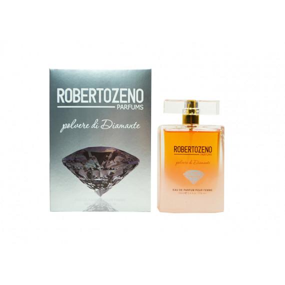 ROBERTO ZENO POLVERE DI DIAMANTE EAU DE PARFUM FOUR FEMME CON VAPO ML.100