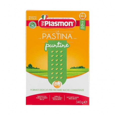 PLASMON LA PASTINA PUNTINE GR.340