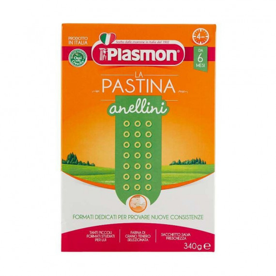 PLASMON LA PASTINA ANELLINI GR.340