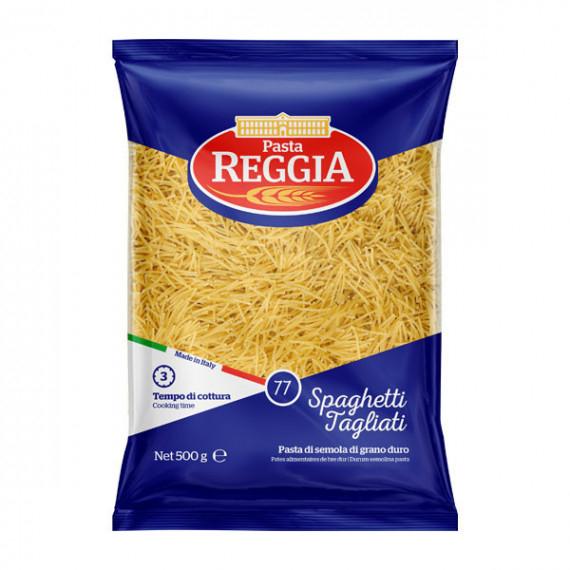 REGGIA SPAGHETTI TAGLIATI N.77 GR.500