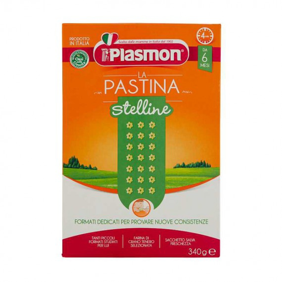 PLASMON LA PASTINA STELLINE GR.340