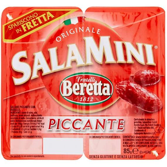 BERETTA I SALAMINI PICCANTE GR.85
