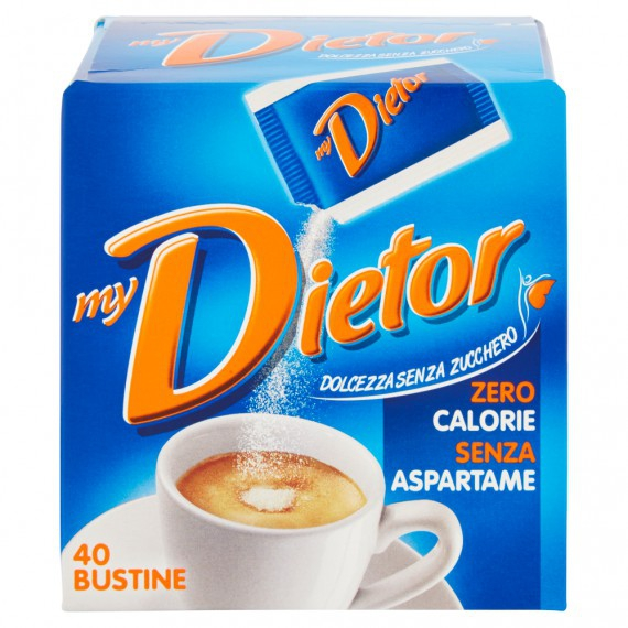DIETOR DOLCIFICANTE 40 BUSTINE
