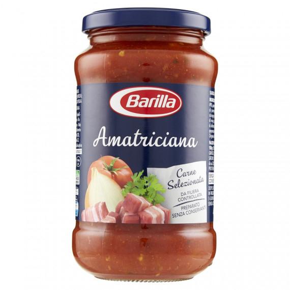 BARILLA SUGO AMATRICIANA GR.400