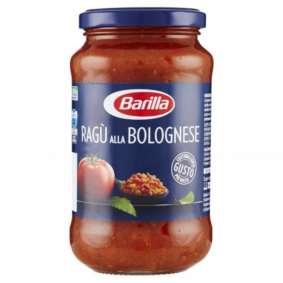BARILLA RAGU ALLA BOLOGNESE GR.400