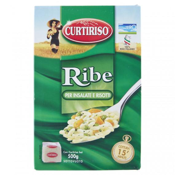 CURTIRISO RISO RIBE PER INSALATE E RISOTTI GR.500