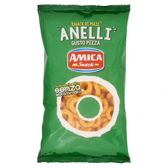 AMICA CHIPS ANELLI GUSTO PIZZA GR.125