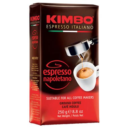 KIMBO ESPRESSO NAPOLETANO GR.250