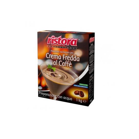 RISTORA PREPARATO CREMA FREDDA AL CAFFE' KG.1