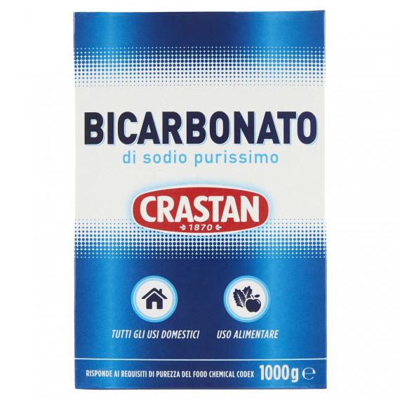 CRASTAN BICARBONATO DI SODIO PURISSIMO KG.1