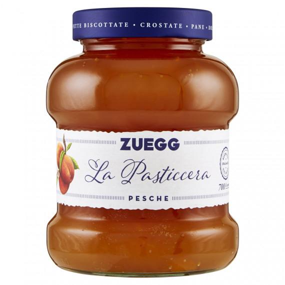 ZUEGG LA PASTICCERIA CONFETTURA PESCHE GR.700