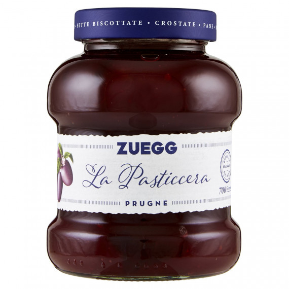 ZUEGG LA PASTICCERIA CONFETTURA PRUGNE GR.700