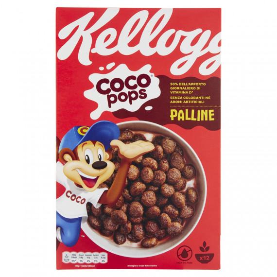 KELLOGG'S COCO POPS PALLINE GR.365