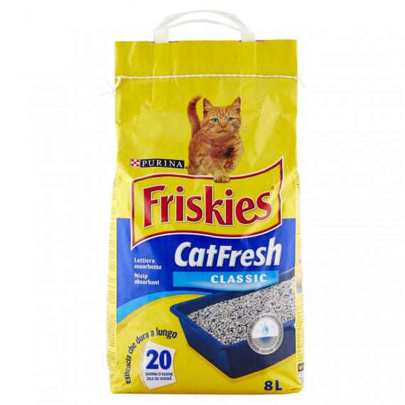 FRISKIES LETTIERA CAT FRESH KG.5