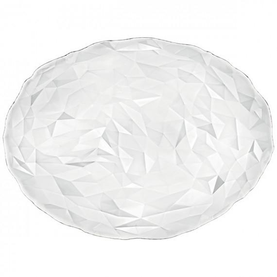 BORMIOLI DIAMOND VASSOIO OVALE 35X26 COD.124913