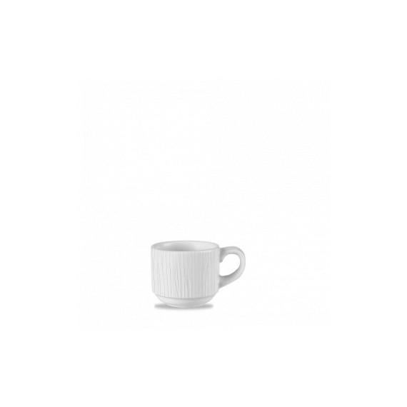 CHURCHILL BAMBOO TAZZA CAFFE IMPILABILE CL.9 -12-